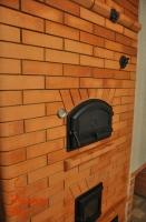 Дверца хлебной камеры, термометр