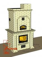 Проекты печей и печного отопления в разработке, идеи и концепции