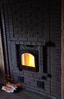 Кирпичная печь из кирово-чепецкого кирпича