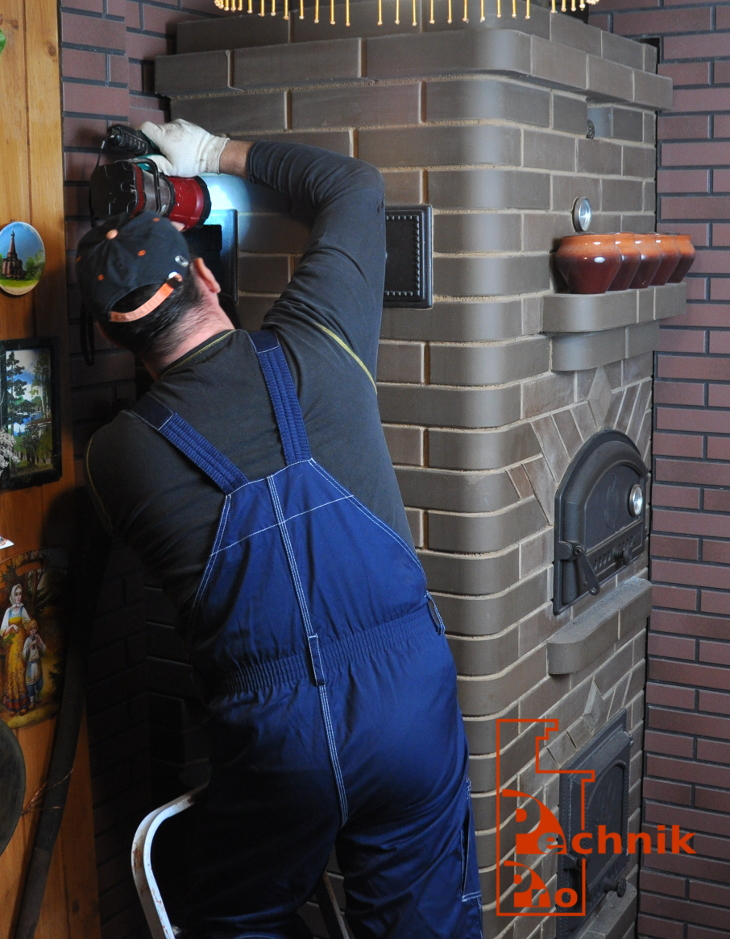 inspection of a Masonry Heater