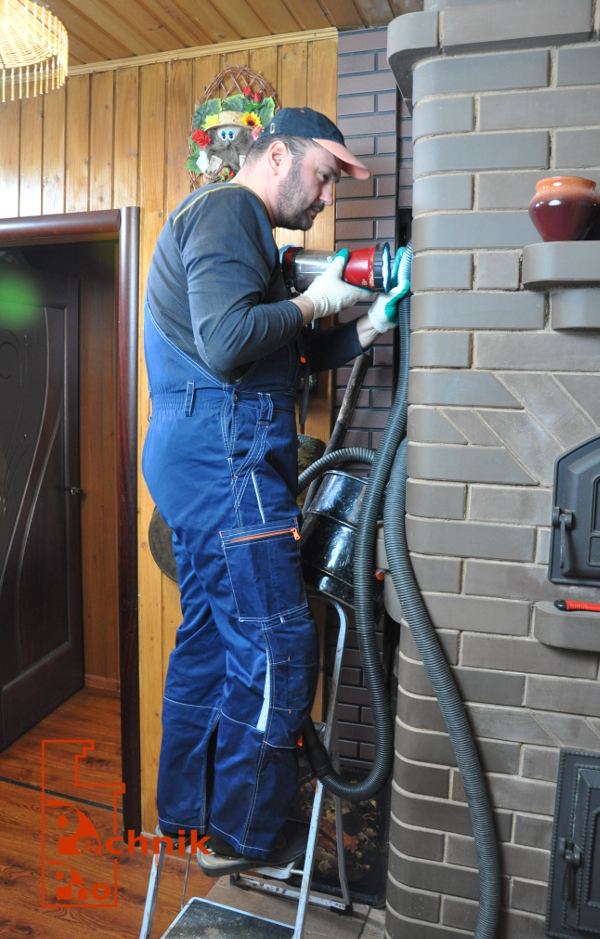 inspection of the Masonry Heater